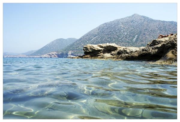 Greek Sea (Part II) by bliba