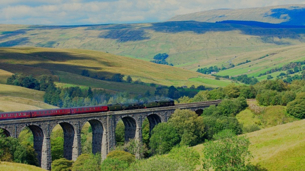 Dent Head Viaduct by Grumby