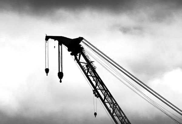 Crane hooks by oldgreyheron