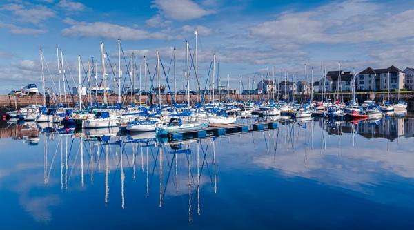 Tayport Marina by scrimmy