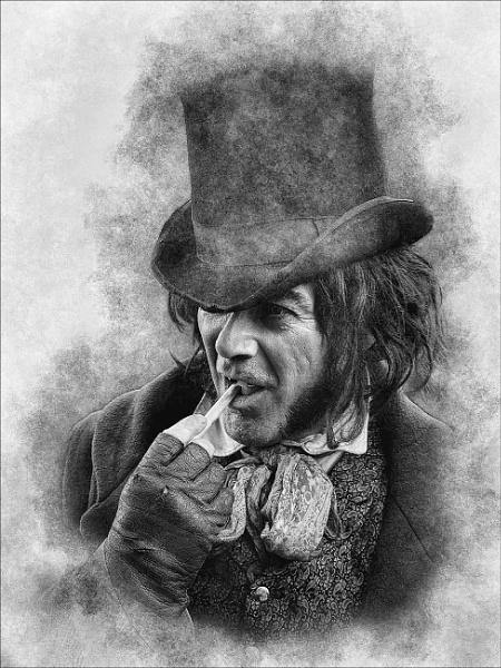 Dickens Tramp by Robert51