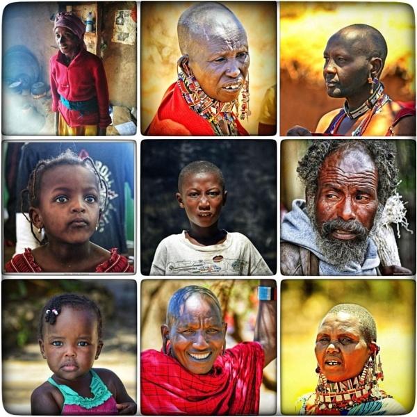 Ethiopia. Kenya. Gambia. by papajedi