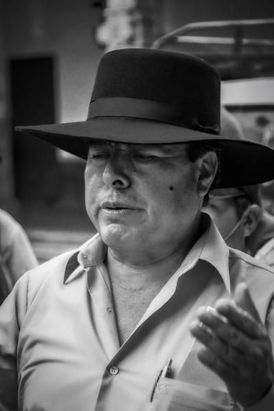 Peruvian politician by bobbyl