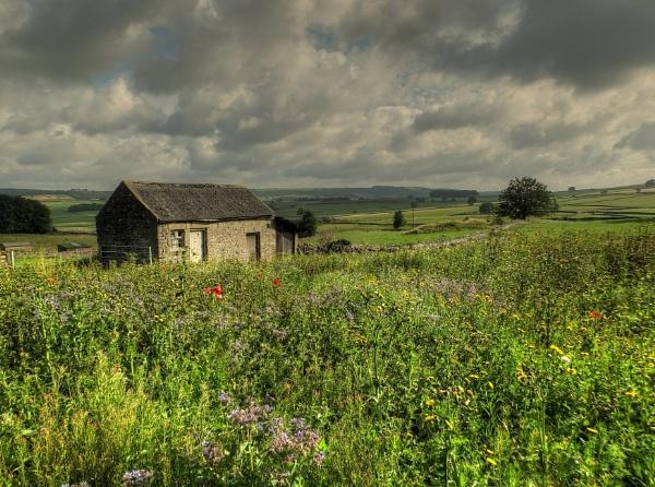 Barn Storm -ing by ianmoorcroft