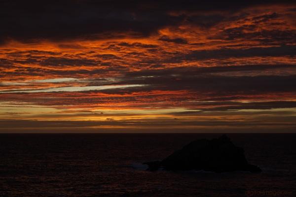 Cornish Sunset by Alan_Baseley