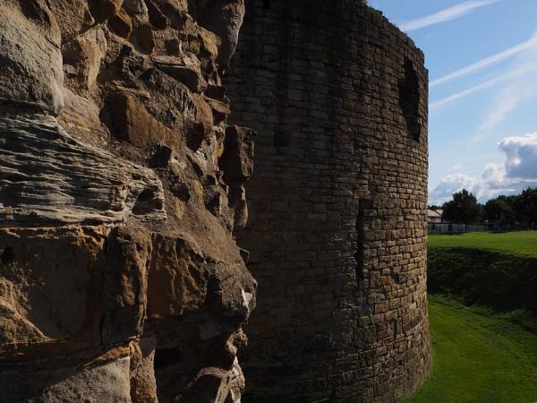 Flint Castle by ericfaragh