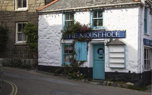 Mousehole Shop by Irishkate