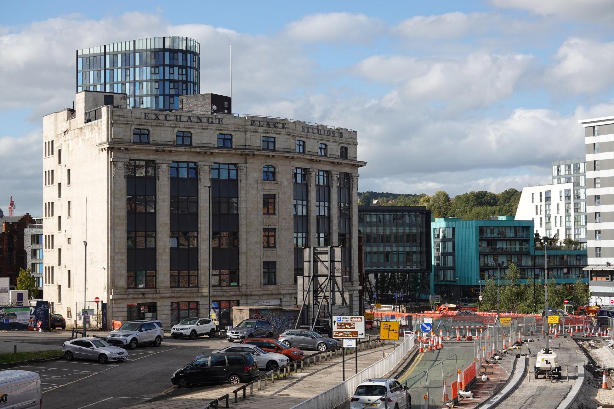 Sheffield Exchange