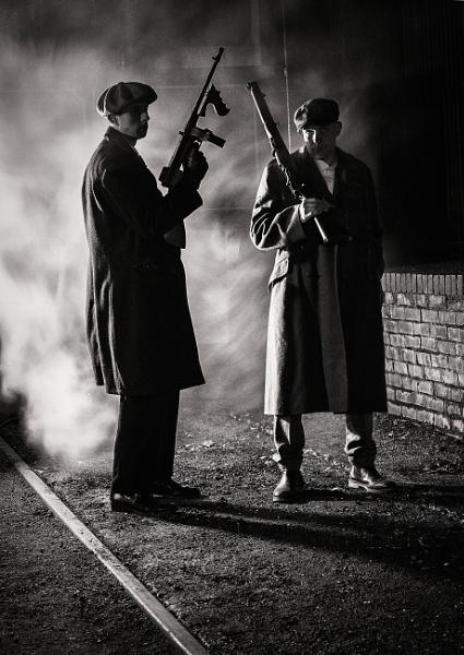 Peaky Blinders by saxon_image