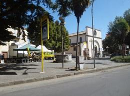 the town's church...