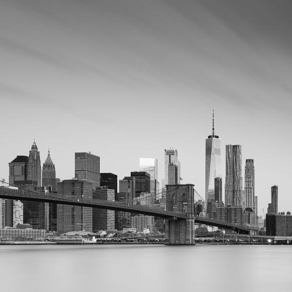Brooklyn Bridge...