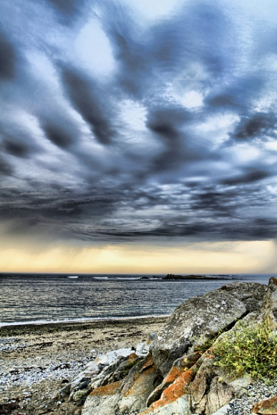Storm Clouds by guern