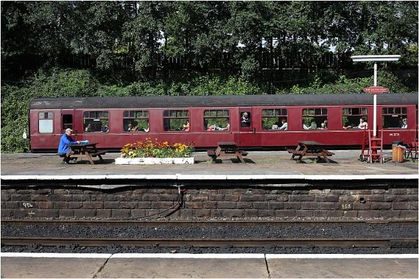 East Lancs Railway by johnriley1uk