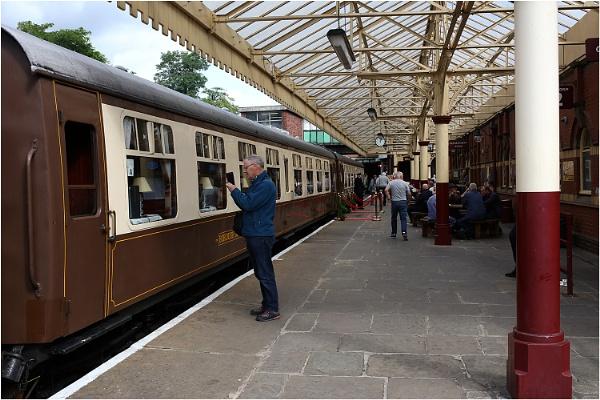 Bury Bolton Street Station by johnriley1uk