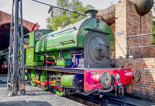 Saddle Engine by DaveRyder