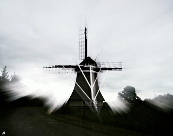 Windmill by HarmanNielsen