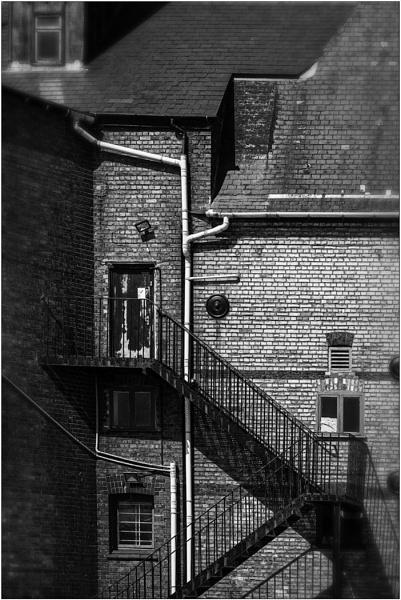 Stairway by AlfieK