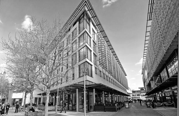 Retail & Residential Development - Bristol Harbourside by starckimages