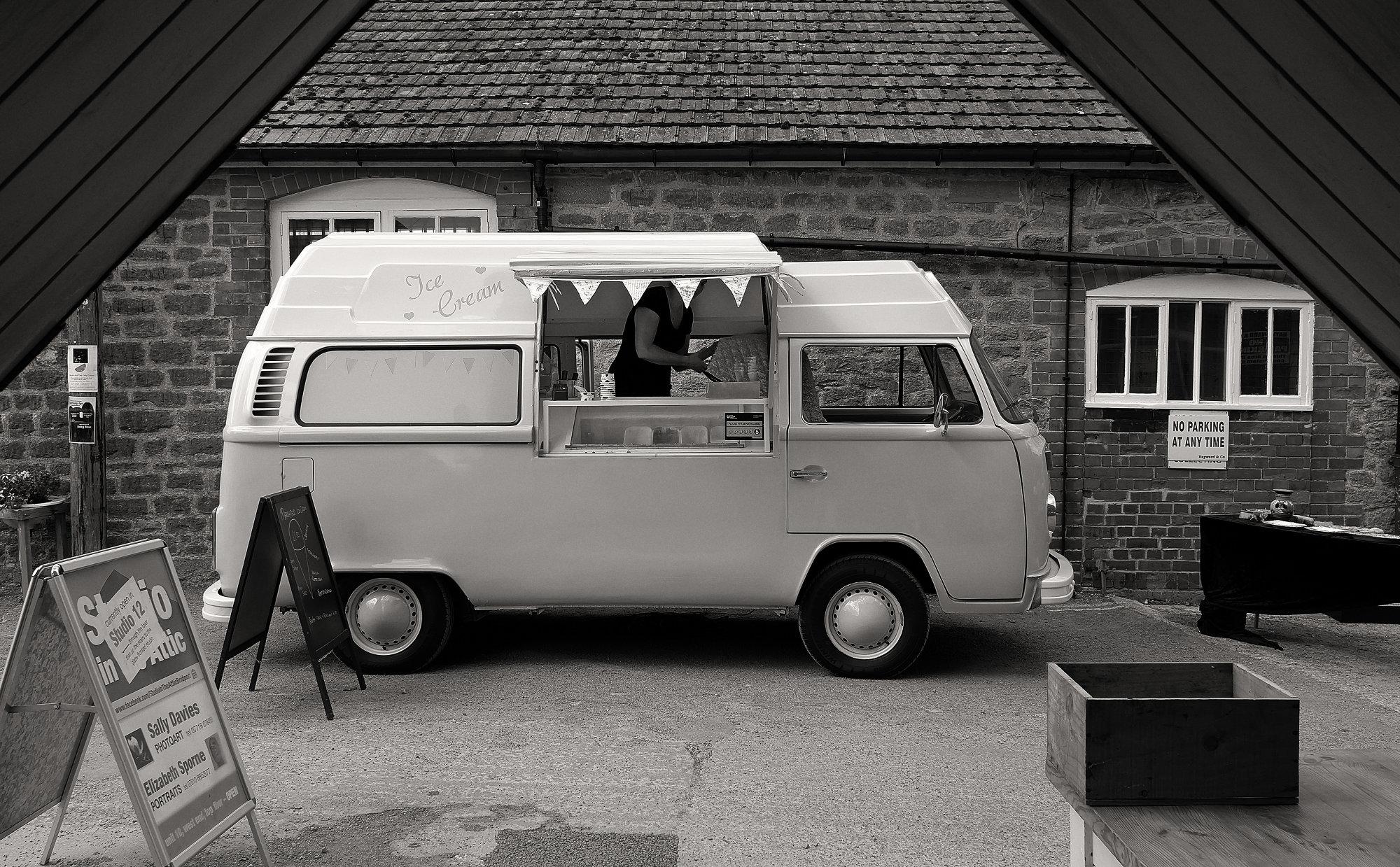 VW Camper (Ice Cream) Van