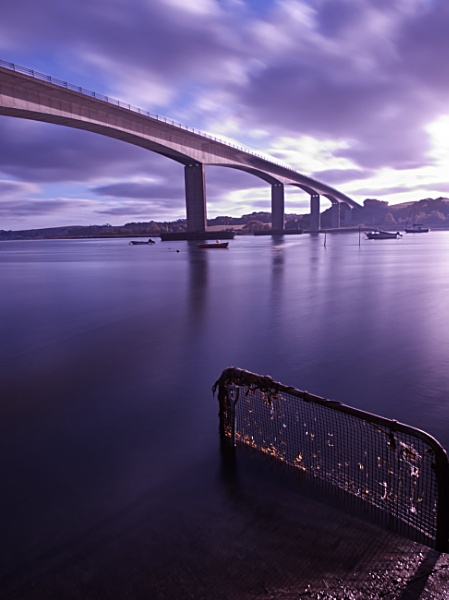 Bideford bridge by goong