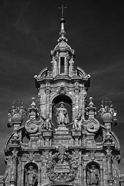 Cathedral Santiago_2 by konig