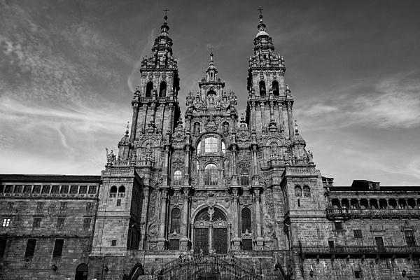 Cathedral Santiago_3 by konig