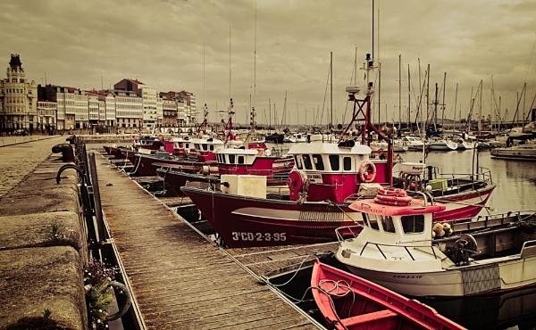 Port_A Coruna_1 by konig