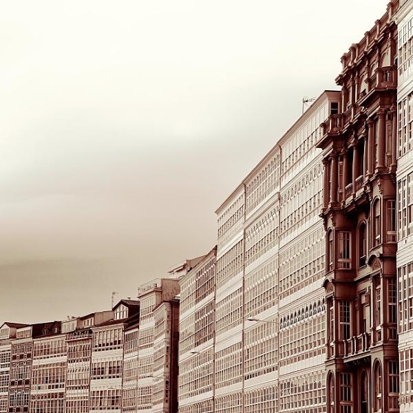 Houses A Coruna_6 by konig