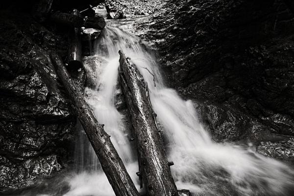Waterfall Slovensky raj by konig
