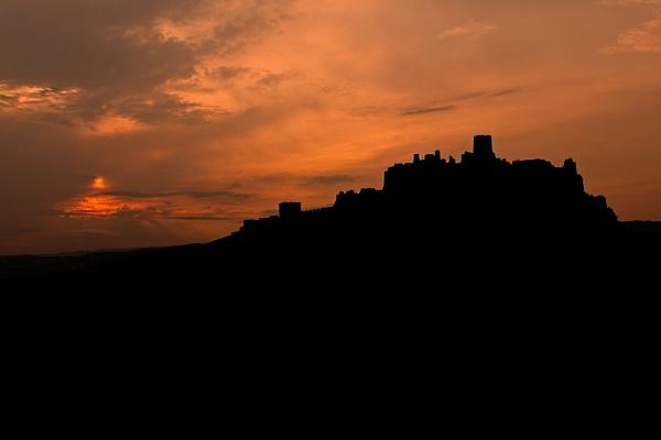 Spissky hrad by konig