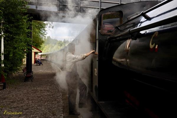 Steam me up, Scotty! by Ericsamson