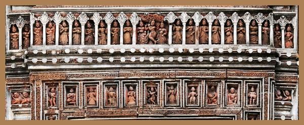 Terracotta Panel Pano by prabhusinha