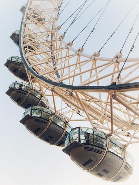 The London Eye by StevenBest