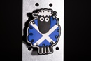 Refrigeration Appliance Magnetic Decoration by saltireblue