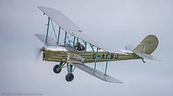 1932 Blackburn B2 Trainer Aircraft by brian17302