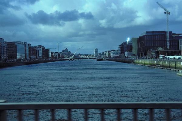 Dublin Bridge by gunner44