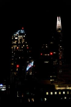 The Shard and the Pregnant Lady from Assembly Hotel