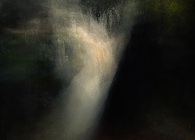 Waterfall, Aira Beck, Ullswater... Second version