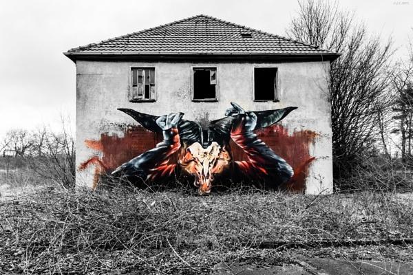 Street Art by JS97
