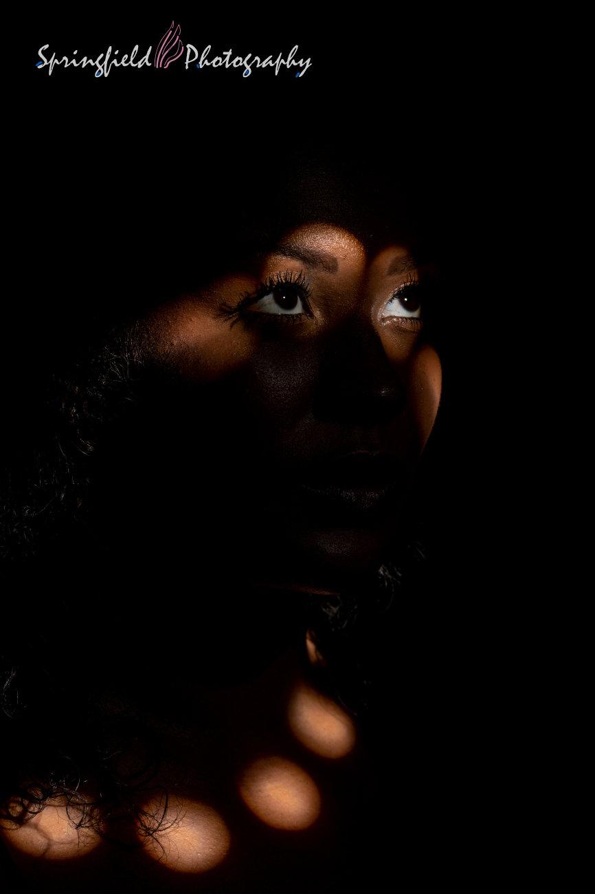 In the Dark - Tenisha