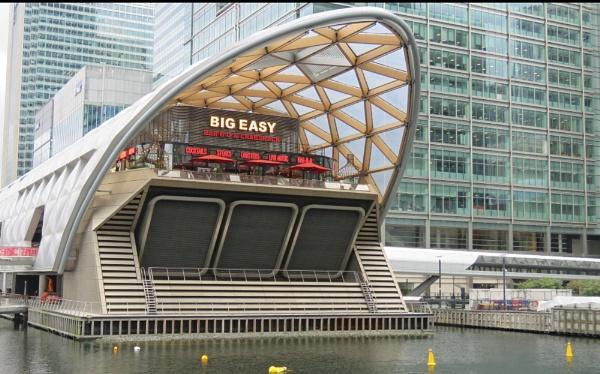 Canary wharf by newbe2