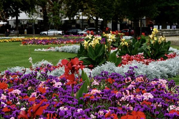 Imperial Gardens,Cheltenham. by Oldgeezer70