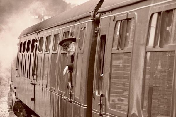 Leaving. by Oldgeezer70