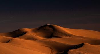 dunes of southeast california