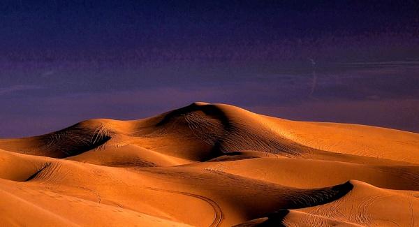 dunes of southeast california by alfalfa19