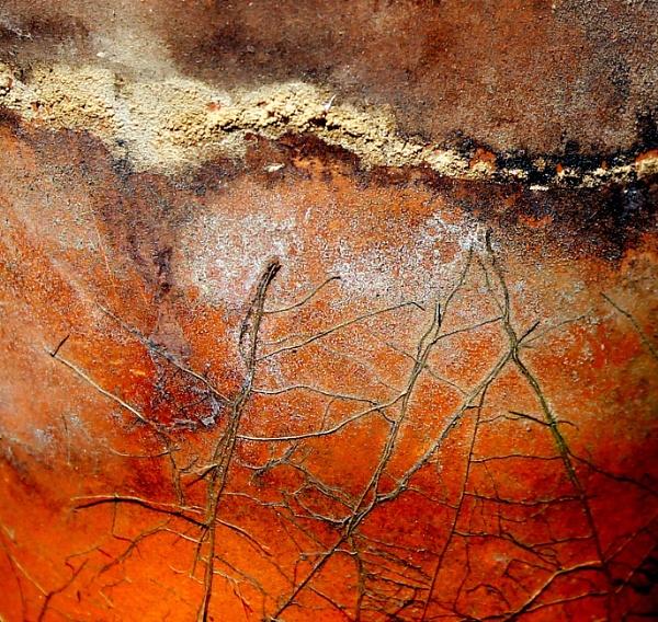 Fiery Landscape by helenlinda