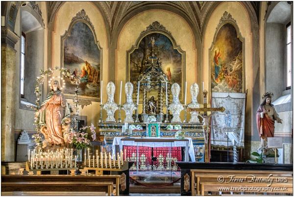 Chiesa di San Vittore, Isola dei Pescatori by TrevBatWCC