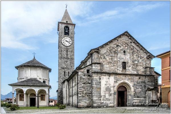 Chiesa dei Santi Gervaso e Protaso by TrevBatWCC