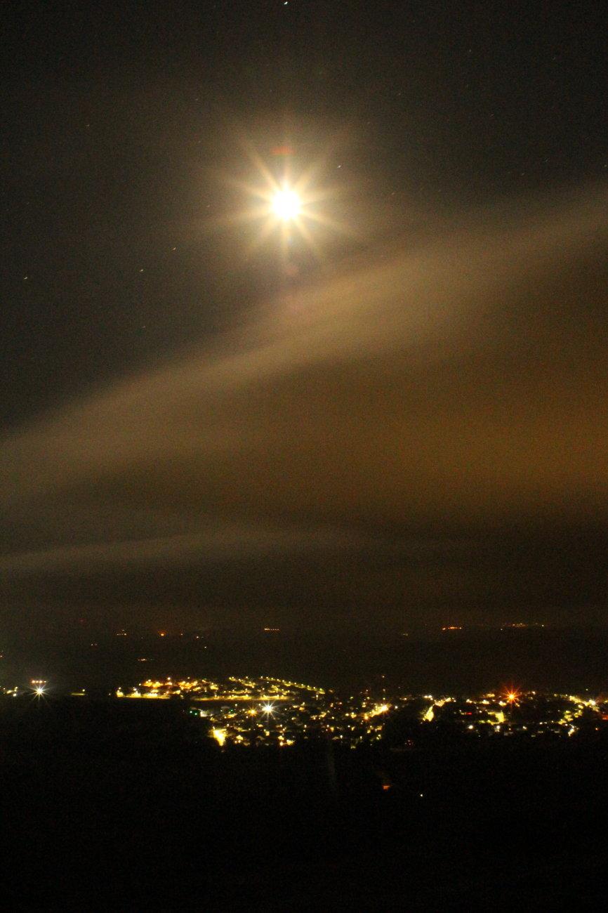 Insch by Moonlight