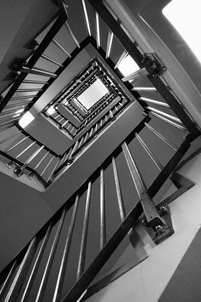 Stairwell by nclark